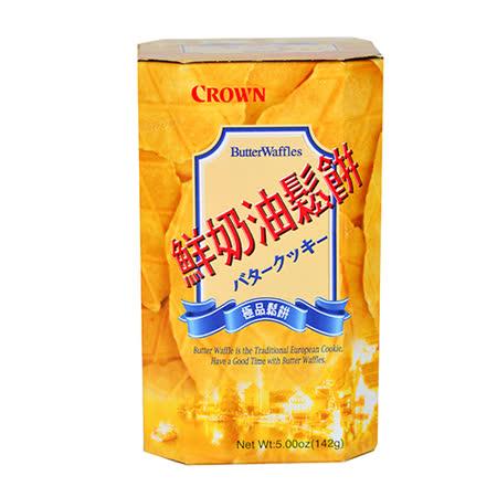 Crown鮮奶油鬆餅135g