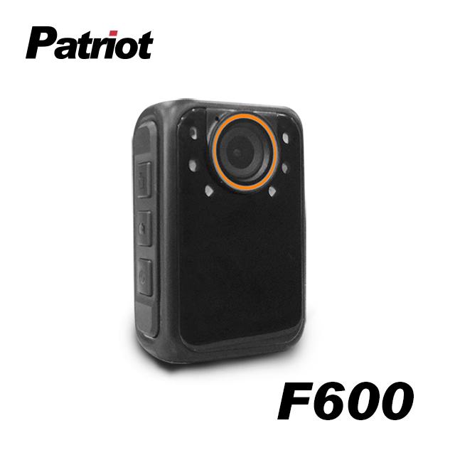 加贈32G卡-愛國者 F600 1080P 長效電力 防水高畫質行車紀錄器