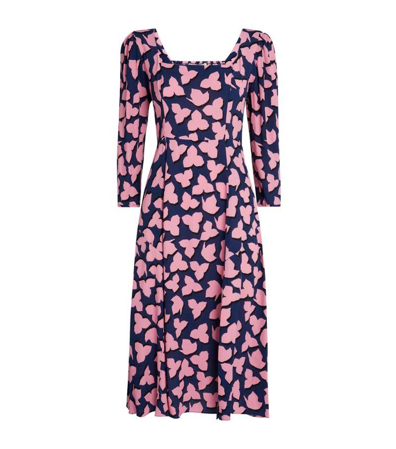 Dvf Diane Von Furstenberg Joanna Midi Dress