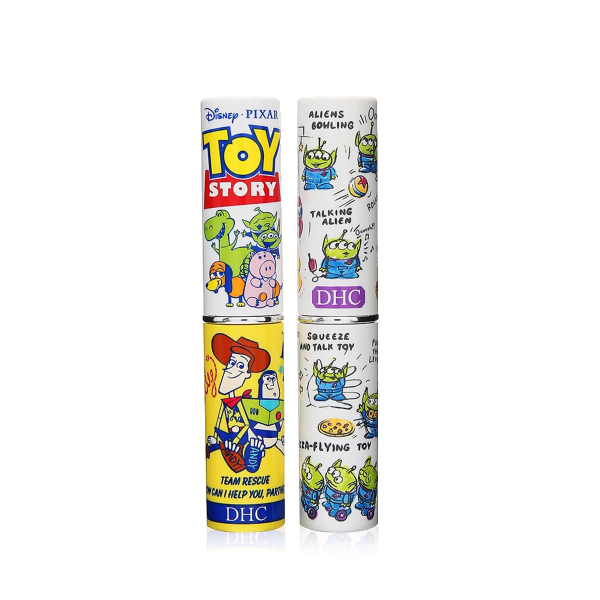 DHC 純欖護唇膏 玩具總動員限定版 1.5gx2 禮盒拆售不含外盒【SP嚴選家】