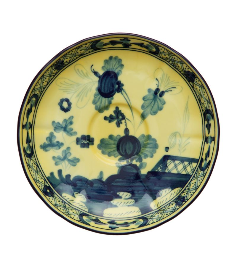 Ginori 1735 Oriente Italiano Saucer (15Cm)