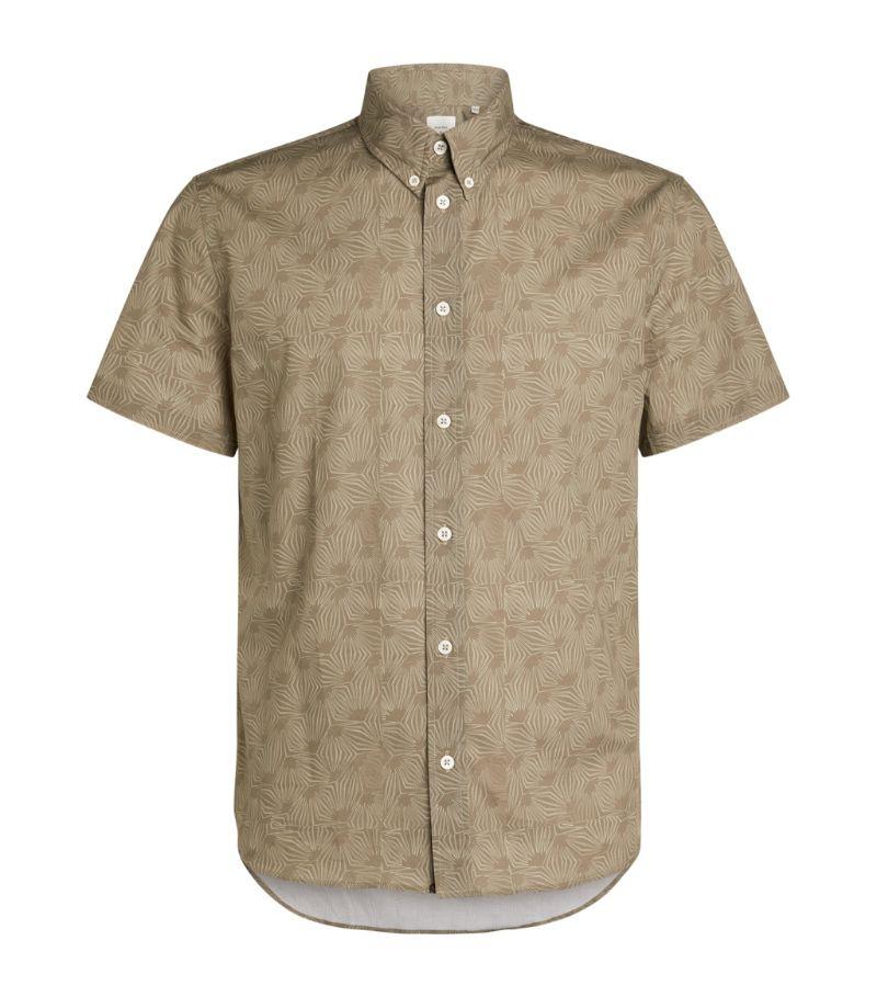 Billy Reid Printed Murphy Shirt