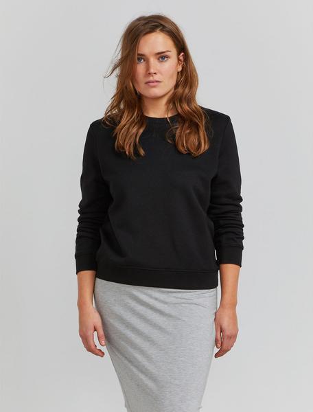 Organic cotton classic-fit sweatshirt