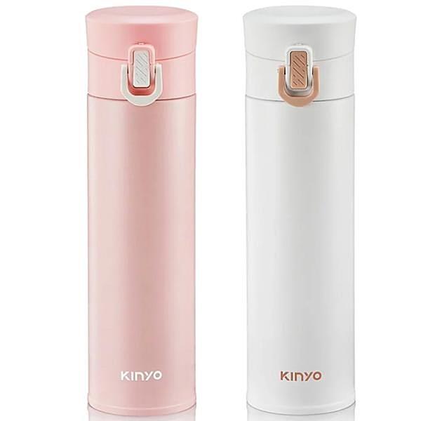 【南紡購物中心】【KINYO】304不鏽鋼超輕量保溫杯300ml (KIM-30)