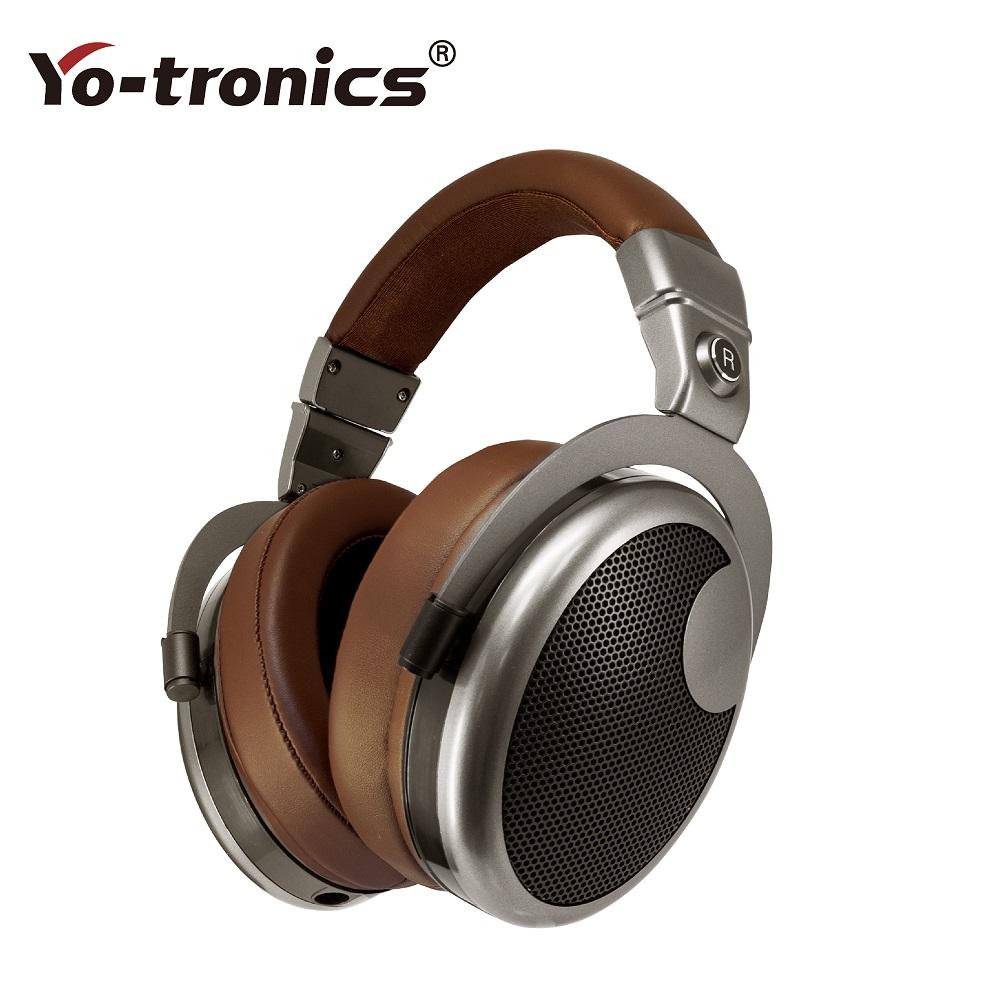 【Yo-tronics】 YTH-880 CLASSIC Hi-Res 開放式頭戴音樂耳機 高解析音質 附蛋白皮質耳墊