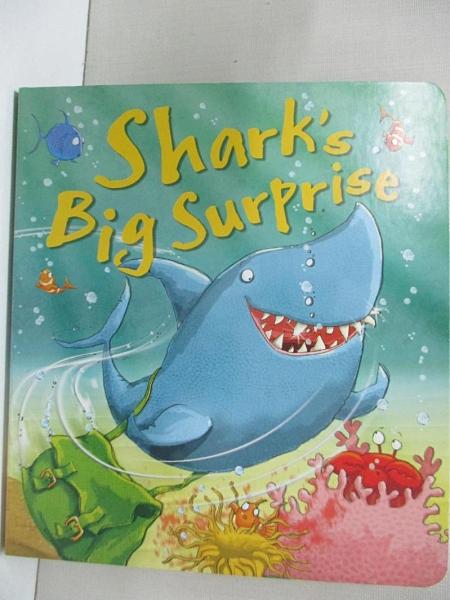 【書寶二手書T6/少年童書_BUG】Shark s Big Surprise