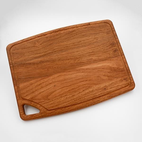 【南紡購物中心】碳化實木砧板-寬版|芬多森林