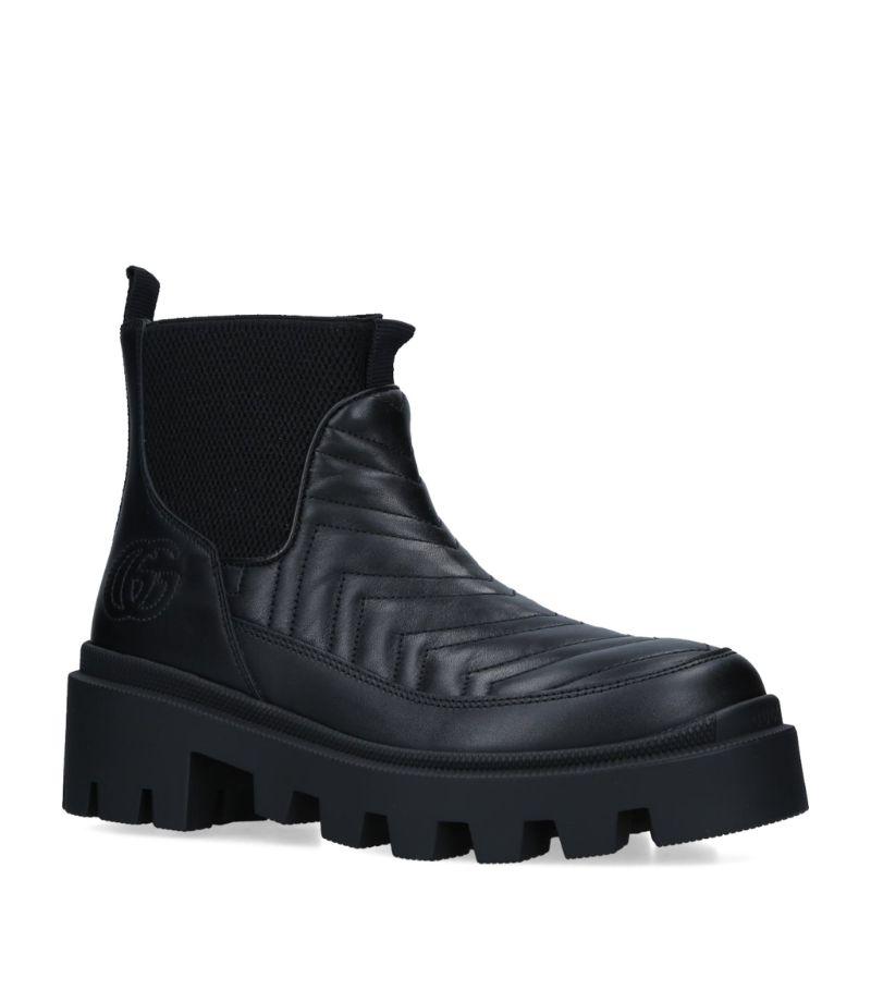 Gucci Frances Ankle Boots