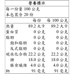 New Choice 纖維椰果凍 2公斤