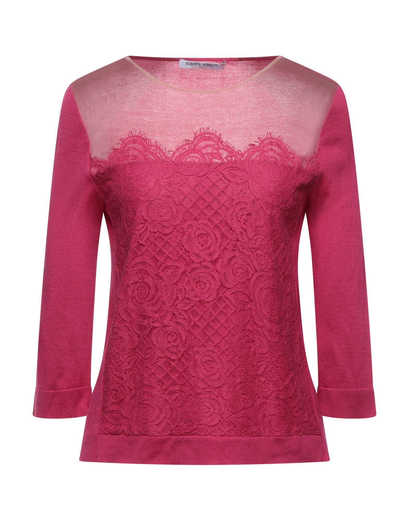 ALBERTA FERRETTI Sweaters - Item 14119156