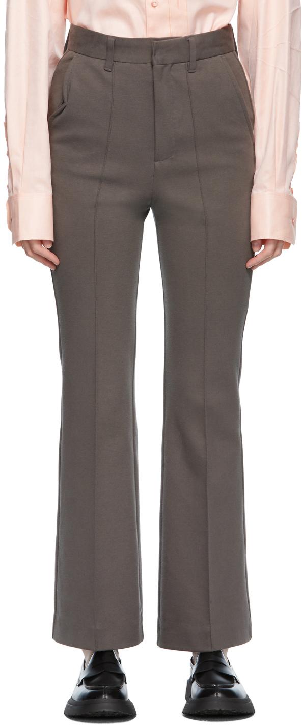 ADER error 灰色 Ferrok 长裤
