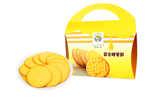 黃金蜂蜜餅500g