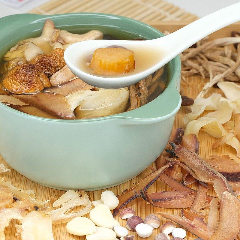 湯料包 | 茶樹姬茸菇強身湯包 補腎滋陰 利水袪濕 家庭裝 3-4人