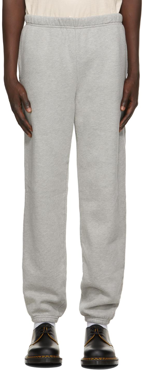 Les Tien 灰色 Classic 运动裤