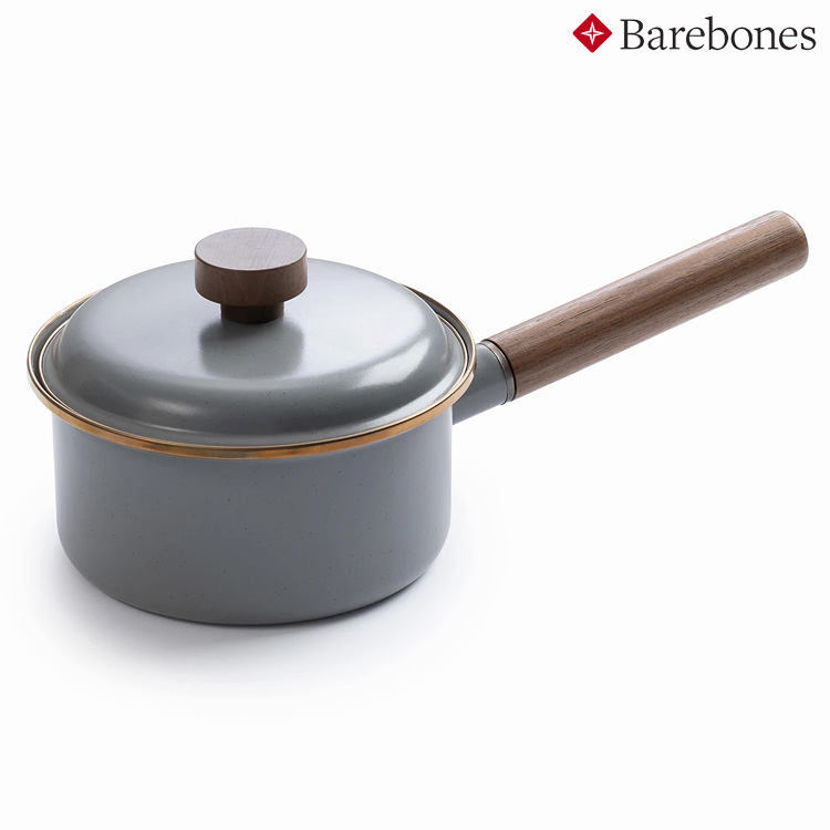 Barebones 琺瑯單柄鍋 Enamel Saucepan CKW-377