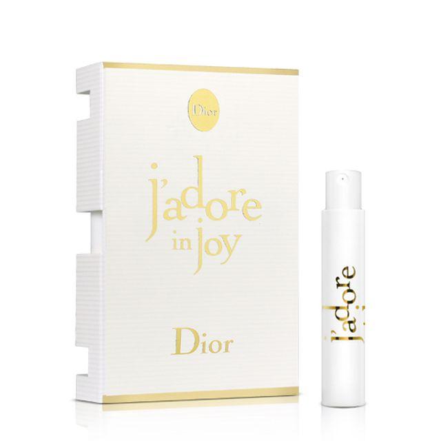 Dior 迪奧 J'adore in Joy 愉悅淡香水 1ml  真我心悅 針管小香 專櫃公司貨【SP嚴選家】