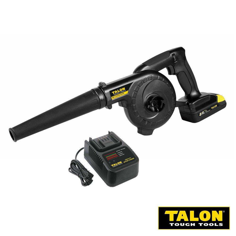 【TALON達龍電動工具】18V鋰電鼓風機 TB9321 含充電器電池