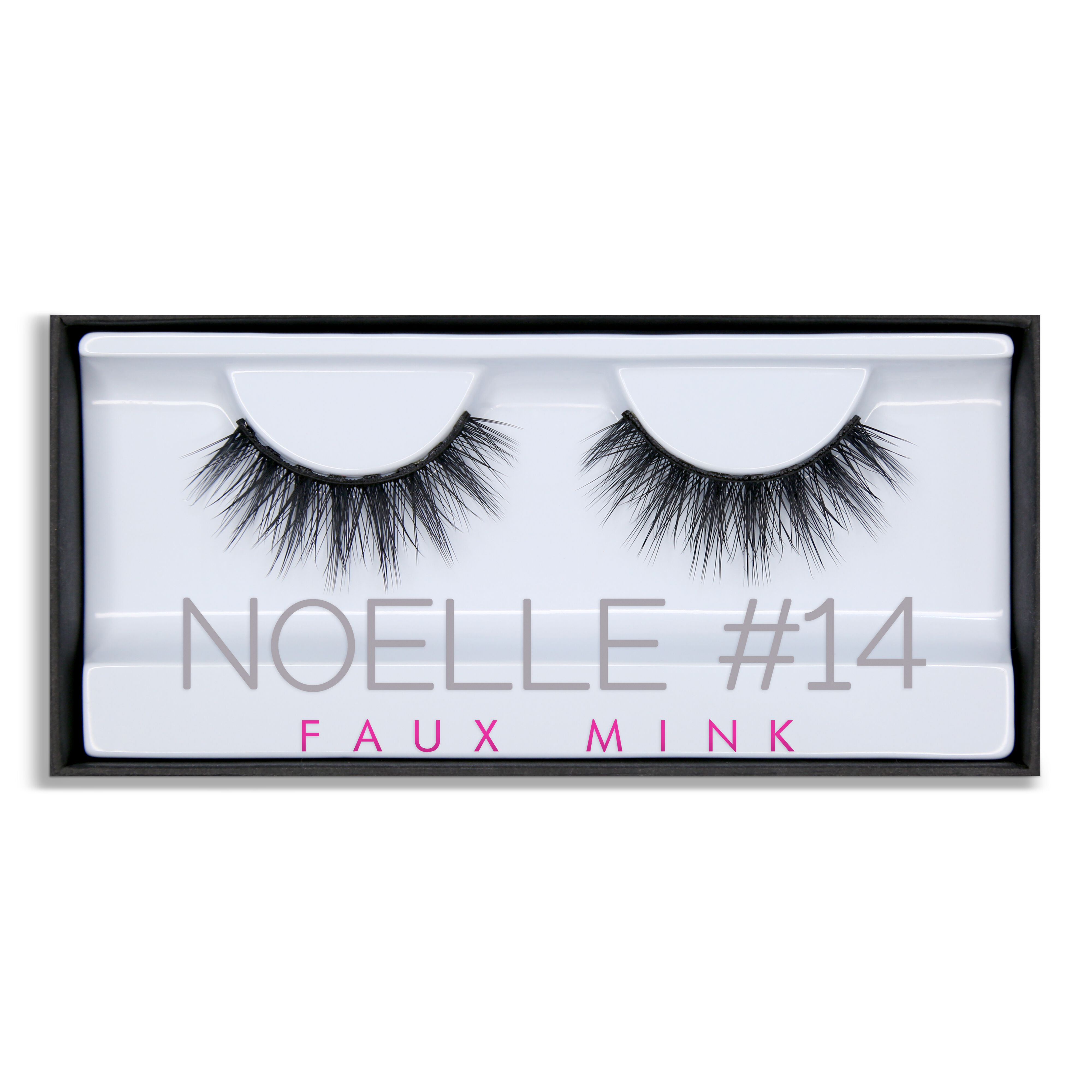 Huda Beauty Faux Mink Lash - Noelle - Shop Now
