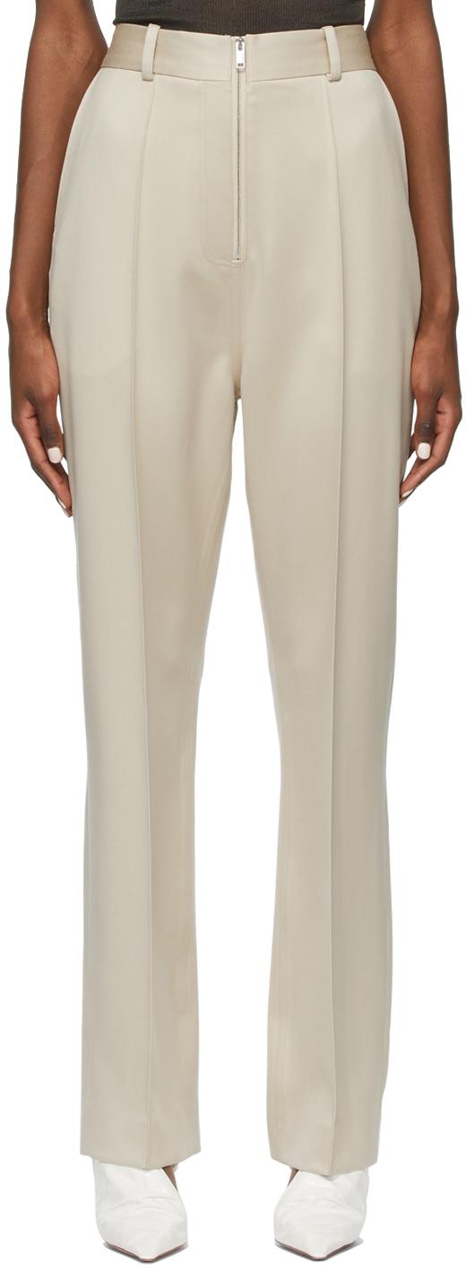 Peter Do 灰褐色 Everyday 长裤