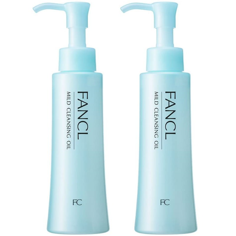《FANCL》無添加淨化卸妝油 二入組合(120ml*2)