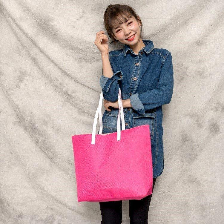 日本潮流購物側背手提包
