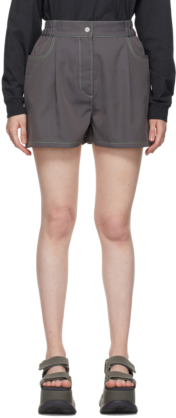 Sunnei 灰色 Panta 裙裤