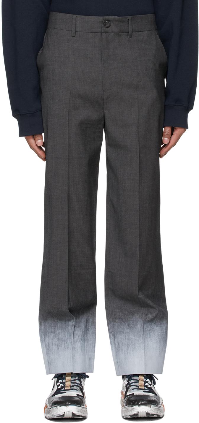 ADER error 灰色 Pollution 长裤