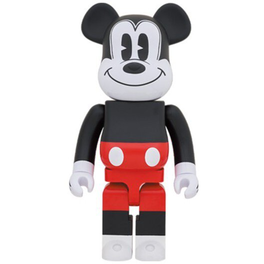 BE@RBRICK 2020 米奇 米老鼠 彩色 MICKEY MOUSE 1000%