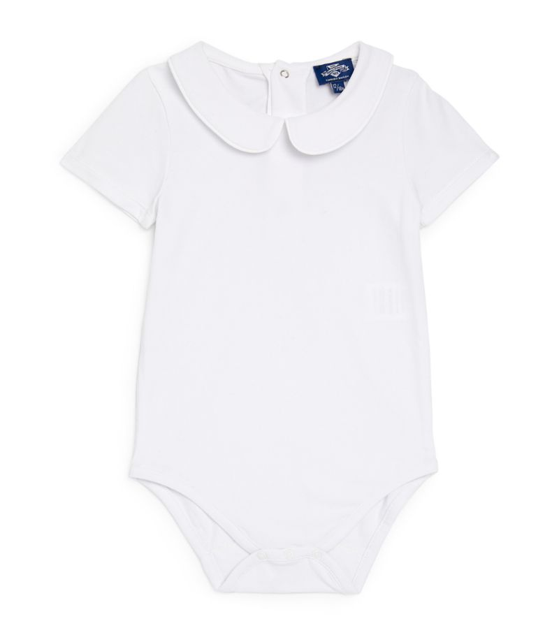 Trotters Milo Piped Bodysuit (0-24 Months)