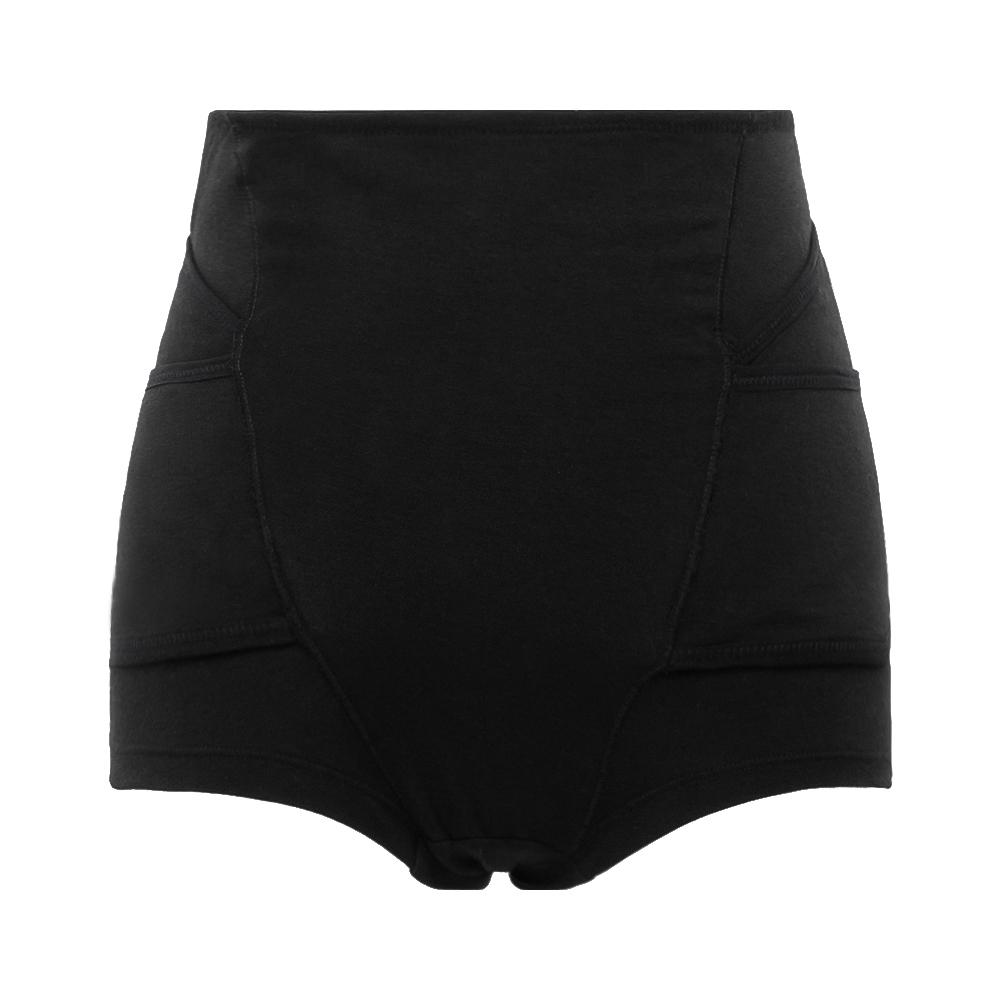 OnStreet 高腰收腹提臀褲-黑色