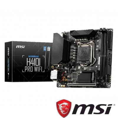 MSI微星 H410I PRO WIFI 主機板