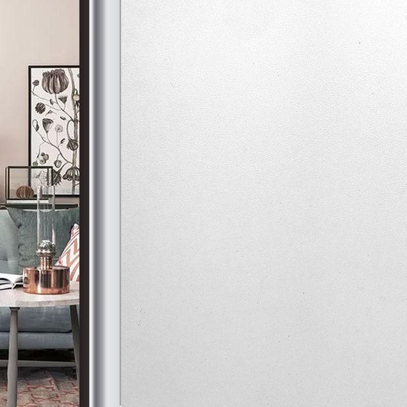 kiss℃靜電磨砂玻璃貼紙透光不透明窗貼防隱私浴室衛生間辦公室玻璃貼膜