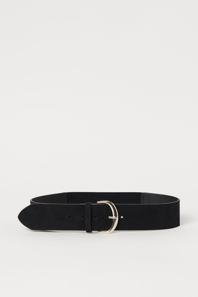 H & M - 腰帶 - 黑色