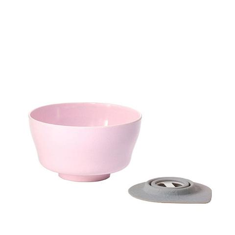 Miniware - 天然寶貝兒童學習餐具-竹纖維麥片碗組-草莓優格
