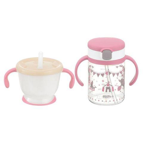 RICHELL 粉紅派對水杯組合