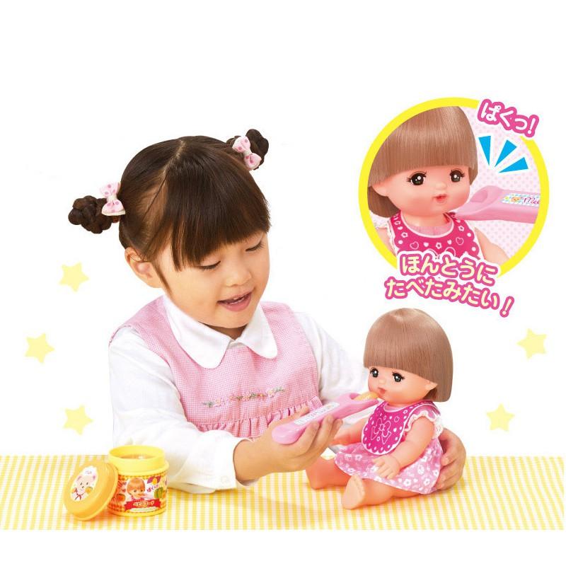 【新品現貨】正品日本咪露進餐套裝 女孩洋娃娃過家家玩具513118
