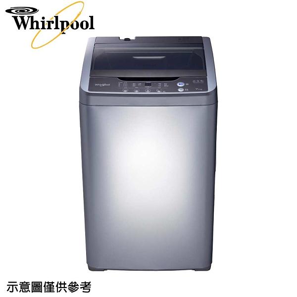 【Whirlpool惠而浦】7公斤定頻直立式洗衣機 WM07GN
