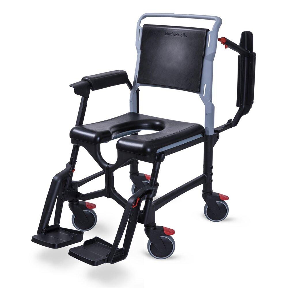 樂活動  倍適黑沐椅