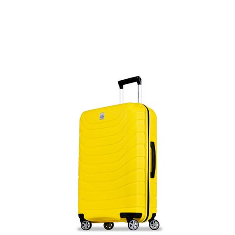 *probeetle馬卡龍PP行李箱24吋-活力黃(B0011)