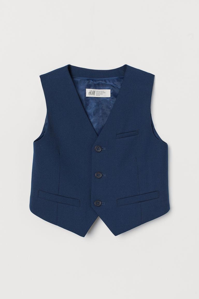 H & M - 背心 - 藍色
