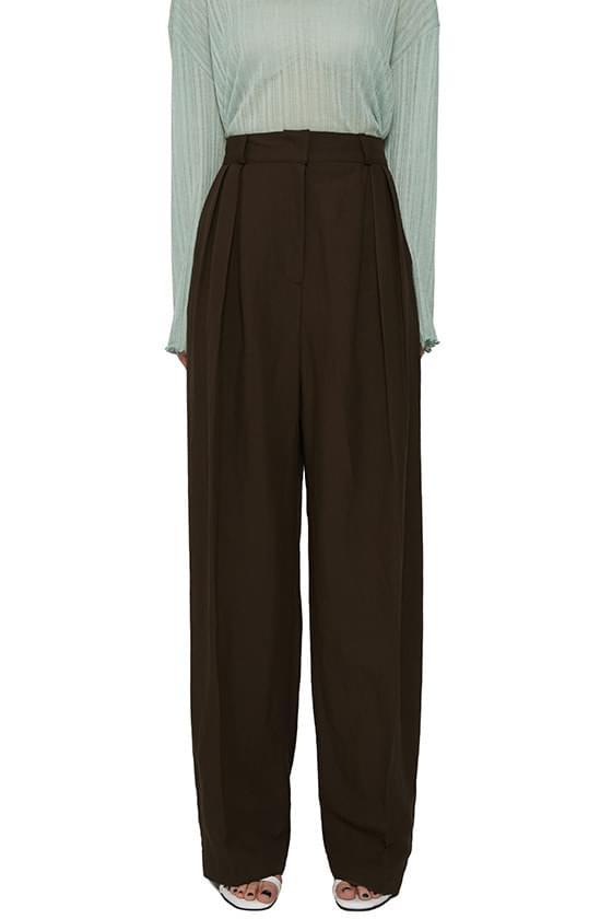 韓國空運 - Loa linen slacks 長褲