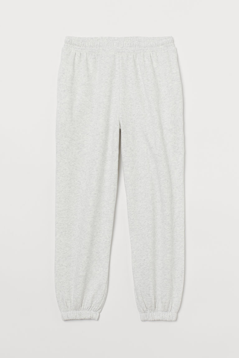 H & M - 慢跑褲 - 灰色