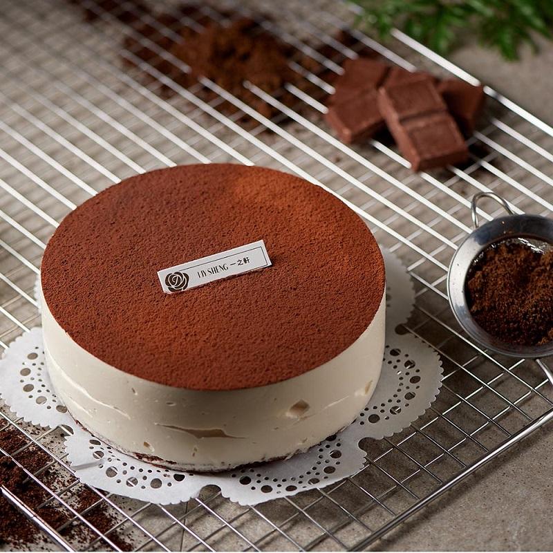 【母親節蛋糕】一之軒提拉米蘇蛋糕 6吋