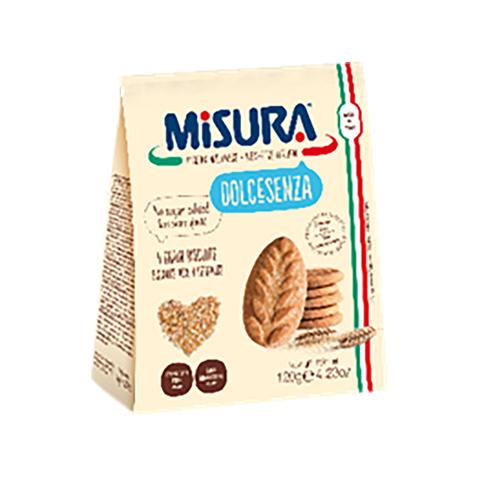 *MISURA 優穀麥片餅乾120g
