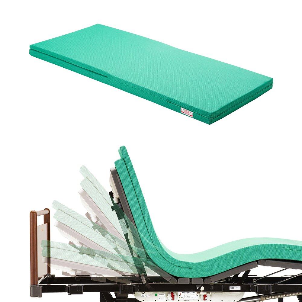 樂活動 兩片滑動式床墊-91公分