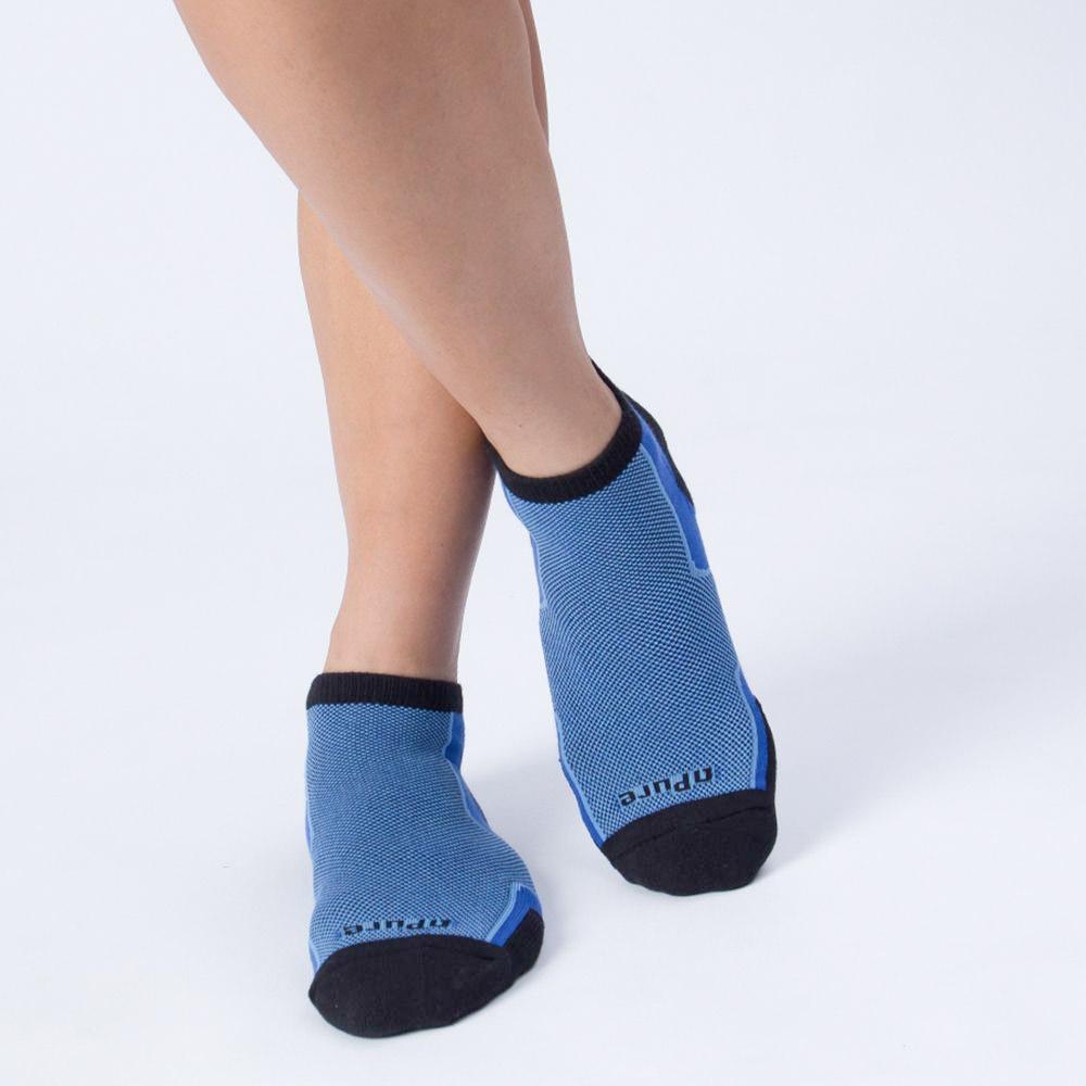 多功科技運動襪-寶藍 (商品編號:S0100862)