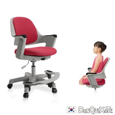 DONQUIXOTE_韓國原裝PETIT多功能學童椅-紅 W60*D60*H89~95cm