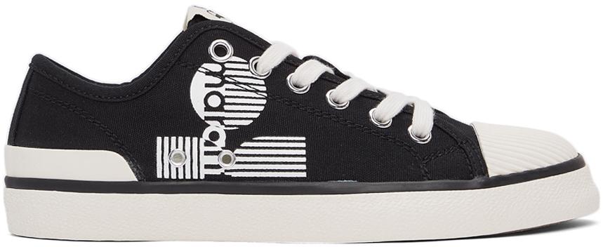 Isabel Marant 黑色 Binkoo 运动鞋