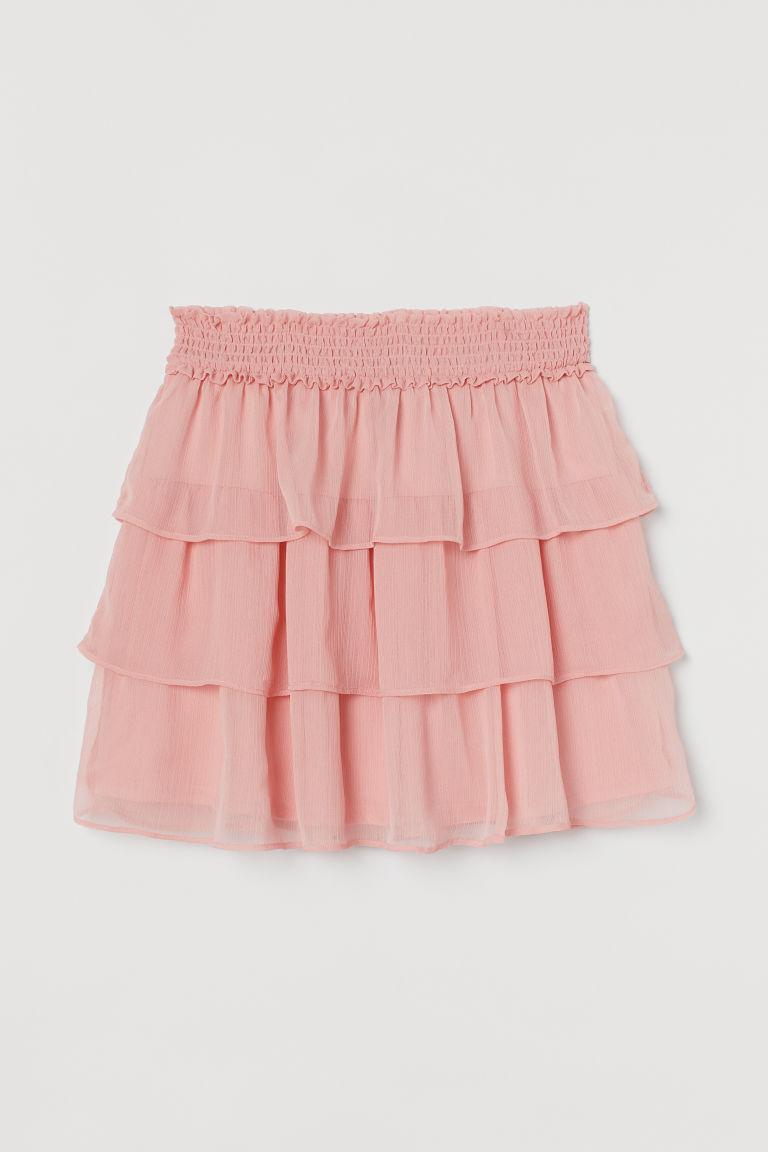 H & M - 蛋糕裙 - 粉紅色