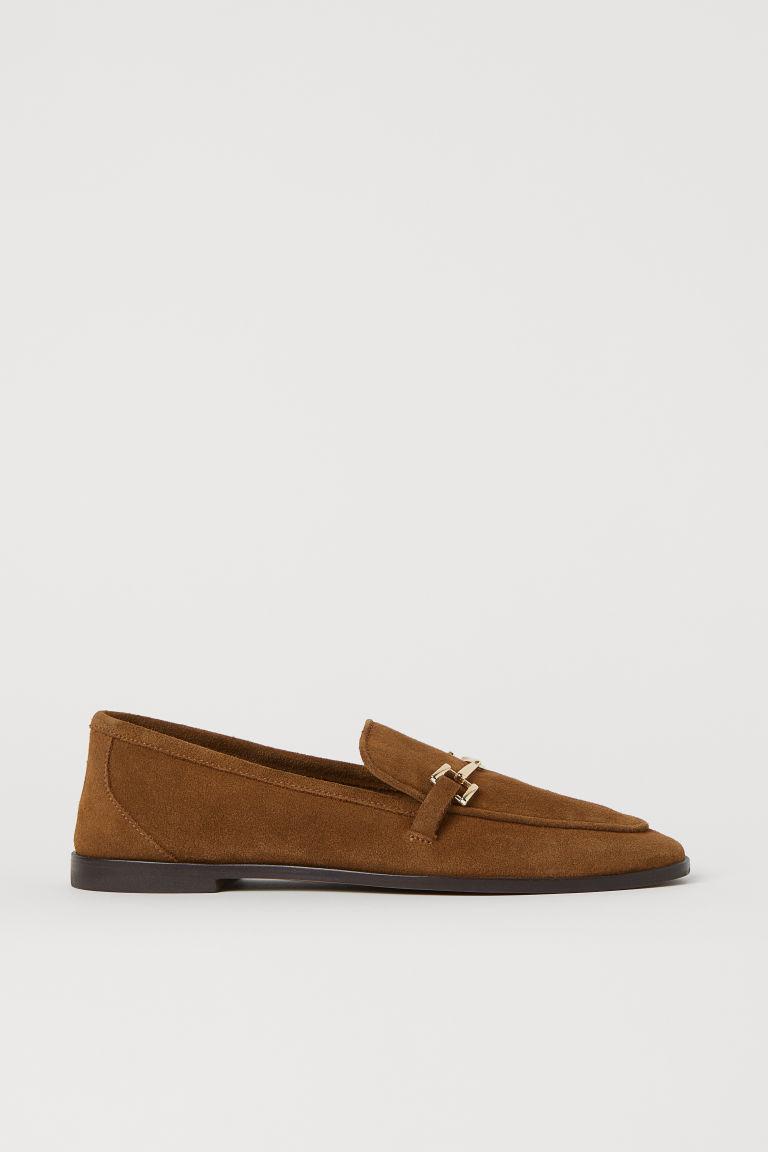 H & M - 樂福鞋 - 米黃色